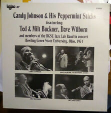 Candy Johnson & His Peppermint Sticks In concert Bowling Green - LP iajrc 47
