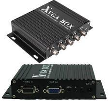 XVGA Box GBS 8219 XVGA Box CGA EGA RGB RGBS RGBHV to VGA Monitor Video ig