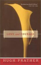 New, Love and Courage, Hugh Prather, Book