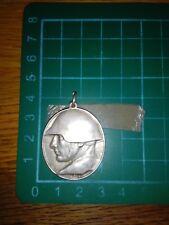 raro DISTINTIVO argento silver silber soldato dono nazionale svizzero 1918