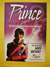 PRINCE AND THE REVELATION - A5 PROMO THEATRE FLYER 2017 Starring Mark Anthony