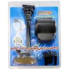 Supporto Universale Bocchette Aria - Ventosa per Telefono, Palmare, Mp3 Wave