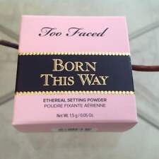 Too Faced Born This Way Ethereal Setting Powder Translucent  TRAVEL SIZE SEALED