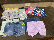 girls clothes size 5/6 lot summer