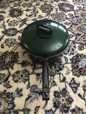 Brand New Large  Green Pan With Lid