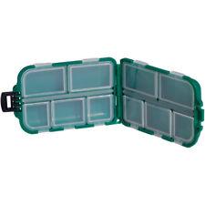 Leeda Fold Open Box Green Small Coarse Match Fishing