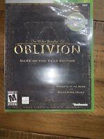 The Elder Scrolls IV: Oblivion Game of the Year (Microsoft Xbox 360, Xbox One)