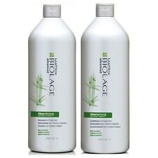 MATRIX BIOLAGE  FIBERSTRONG SHAMPOO & CONDITIONER LITRE/1000ml