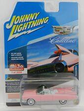 2018 Johnny Lightning PINK 1959 Cadillac Eldorado Convertible *MIJO EX*