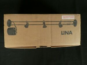 Vintage Industrial IKEA Lighting LINA Suspended Halogen Lamp Light 15025 NEW!