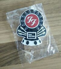 "Foo Fighters ""Break a Leg""  UK tour 2015 limited edition keyring"