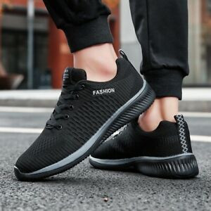 Men Casual Shoes Lightweight Comfortable Breathable  Walking Sneakers Tenis