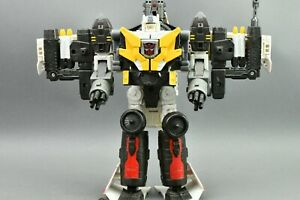 Transformers Cybertron Wing Saber Ultra