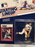 1988 Charlie Hough Starting Lineup figure Card Texas Rangers toy MLB Rare Toy