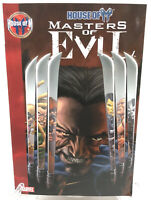 House of M Masters of Evil Collects #1-4 Magneto Marvel Comics TPB New Paperback