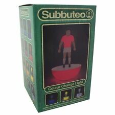 Official Subbuteo Player Colour Changing LED Night Light Lamp - Boxed Paladone