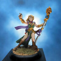 Painted Reaper BONES Miniature Sorceress