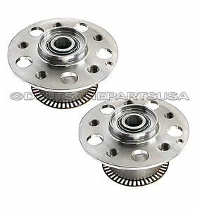 Mercedes W220 S500 S430 Wheel Bearing + HUB ASSEMBLY 2203300725 DIRECT FIT SET 2