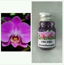 ORCHID SCENT THAI AROMA ESSENTIAL OIL FOR DIFFUSER, SPA BATH, CANDLE LAMP, 5ml