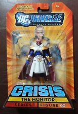 DC Universe Héroes el Monitor de acción figura Infinite serie 1 Mattel crisis