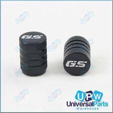 Tyre Wheel Tire Valve Cap Set - BMW GS Motorcycle Logo
