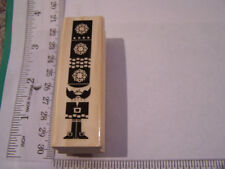 WM  RUBBER STAMPS  CHRISTMAS NUTCRACKER SOLDIER GUARD