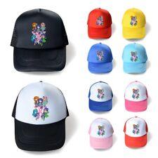 Its Funneh Kids Boys Girls School Baseball Cap Adjustable Snapback Hat Xmas Gift
