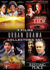 Urban Drama Collectors Set: The River Niger/Blood Tide/Deadly Drifter/Resting Pl