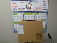 New Over Stock Mitsubishi Silvermaster SLM- RIII 10 x 246 Paper Plate Material