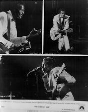 "CHUCK BERRY ON /""THE BIG BEAT/"" SHOW WNEW-TV NEW YORK 1959-8X10 PHOTO FB-292"