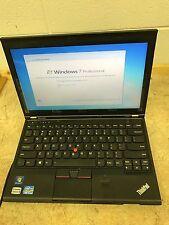 "Lenovo Thinkpad X230 - 12.5""  Intel Core i5 2.60GHz 4GB 500GB WINDOWS 7 PRO"