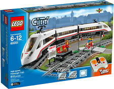 Neuf Scellé LEGO City High Speed Train de voyageurs 60051