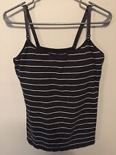 A Pea In The Pod Maternity Large Nursing Tank Top