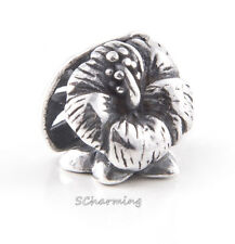 Authentic Trollbeads Silver Tropical Travels TAGBE-20118