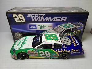 2008 Scott Wimmer #29 Holiday Inn RCR Chevy 1:24 NASCAR Action Die-Cast MIB