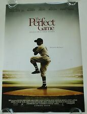 THE PERFECT GAME DS MOVIE POSTER ONE SHEET NEW AUTHENTIC