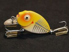 Heddon Tiny Punkinseed Yellow Shore.