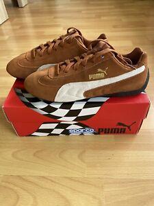 Puma Speed Cat Unisex OG Sparco Sneaker Neu Gr.43/9