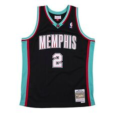 Memphis Grizzlies Jason Williams #2 Mitchell & Ness 2001-02 NBA Swingman Jersey