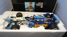 Benetton Renault Limited Edition Diecast Racing Cars