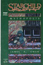 Image Comics Starchild Mythopolis #2 November 1997 VF