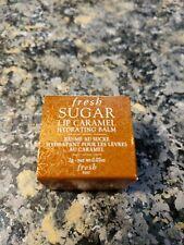 fresh SUGAR Lip Caramel Hydrating Lip Balm .07oz / 2g Made in FRANCE