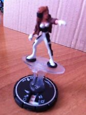 HeroClix Armor Wars #085  CRYSTAL  UNIQUE MARVEL