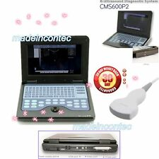 Digital Laptop Machine Ultrasound Scanner Diagnostic Systems+abdominal Probe CE