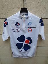 Maillot cycliste FRANCAISE DES JEUX UCI PRO TOUR 2008 cycling jersey MOA trikot