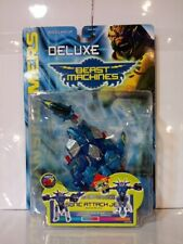 Transformers Beast Machines Deluxe Sonic Attack Jet Evil Vehicon Hasbro 2000
