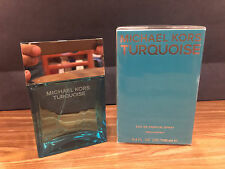 MICHAEL KORS TURQUOISE EDP 100 ML / 3.4 OZ SPRAY WOMEN NIB SEAL ORIGINAL NEW ONE