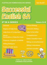 Successful English 6A (Years 6-8)
