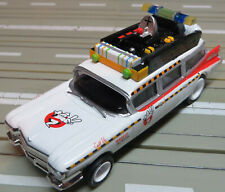 für H0 Slotcar Racing Modellbahn -  Ghostbusters mit 4 Gear Chassis mit OVP