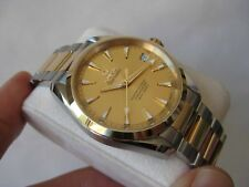 OMEGA MENS LADIES 18K/SS SEAMASTER MASTER CO-AXIAL WATCH 231.20.39.21.08.001